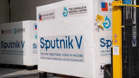 Sputnik V-Produktion in Deutschland