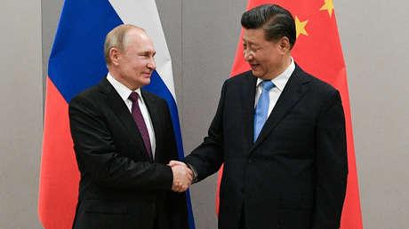 Russland und China einig: Abkopplung vom westlich dominierten globalen Zahlungsverkehr