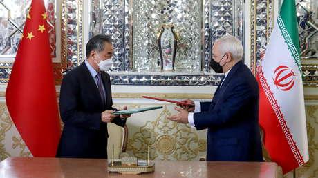 Iran und China unterzeichnen Abkommen über strategische Partnerschaft in Politik und Wirtschaft