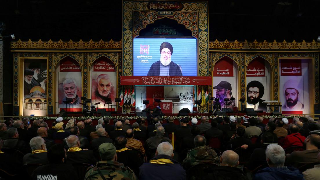 Nasrallah: Biden will Entstehung einer Allianz zwischen Russland, China und Iran blockieren