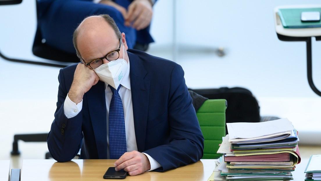 Sächsischer Staatskanzleichef Schenk (CDU) verstößt gegen Quarantäne-Auflagen