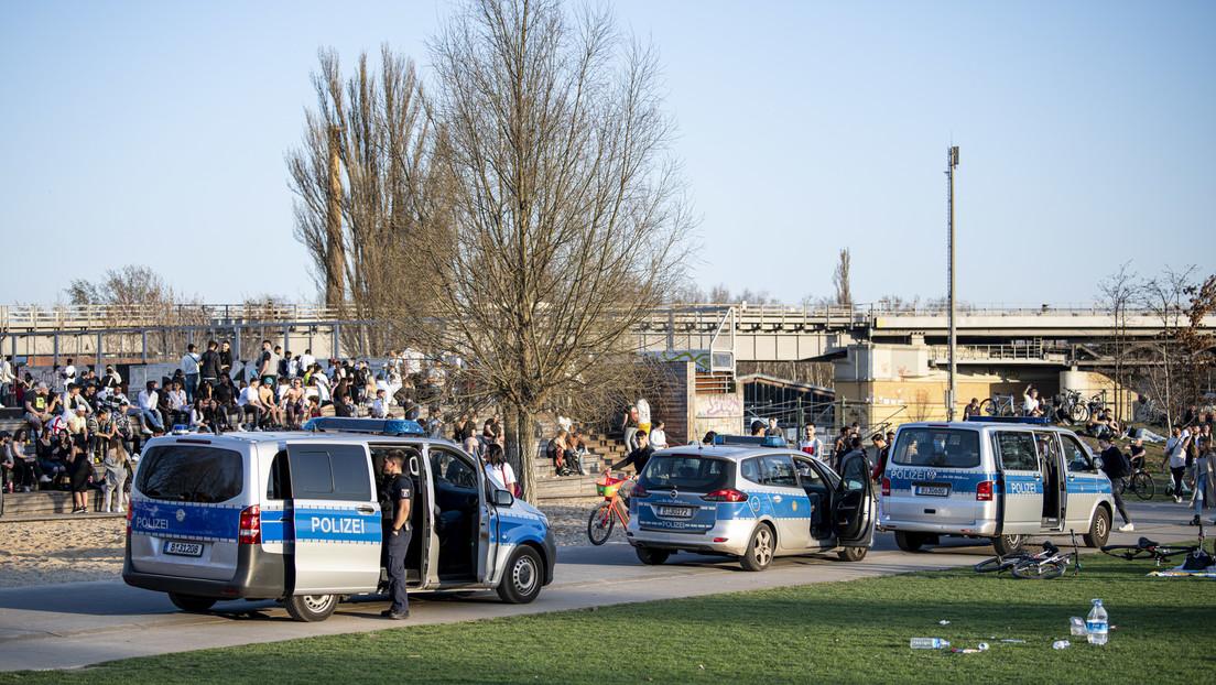 Berlin: Schärfere Regeln ab Karfreitag