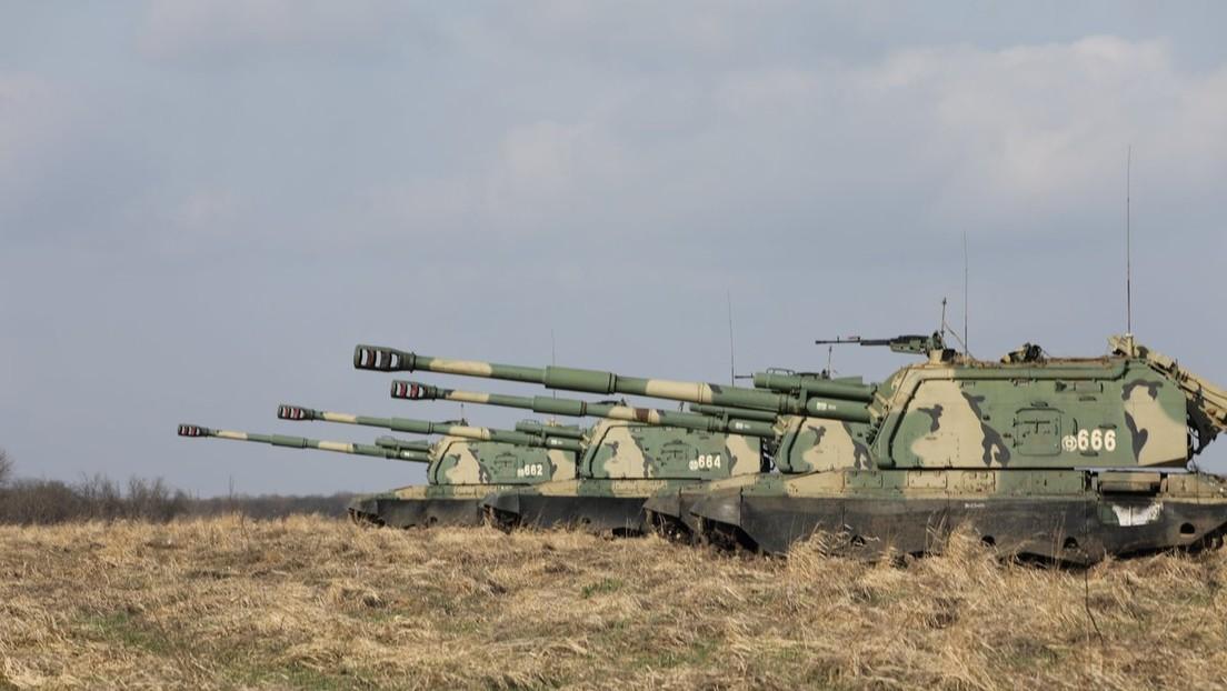 Kreml: Verlegung russischer Truppen in Russland soll andere Staaten nicht kümmern