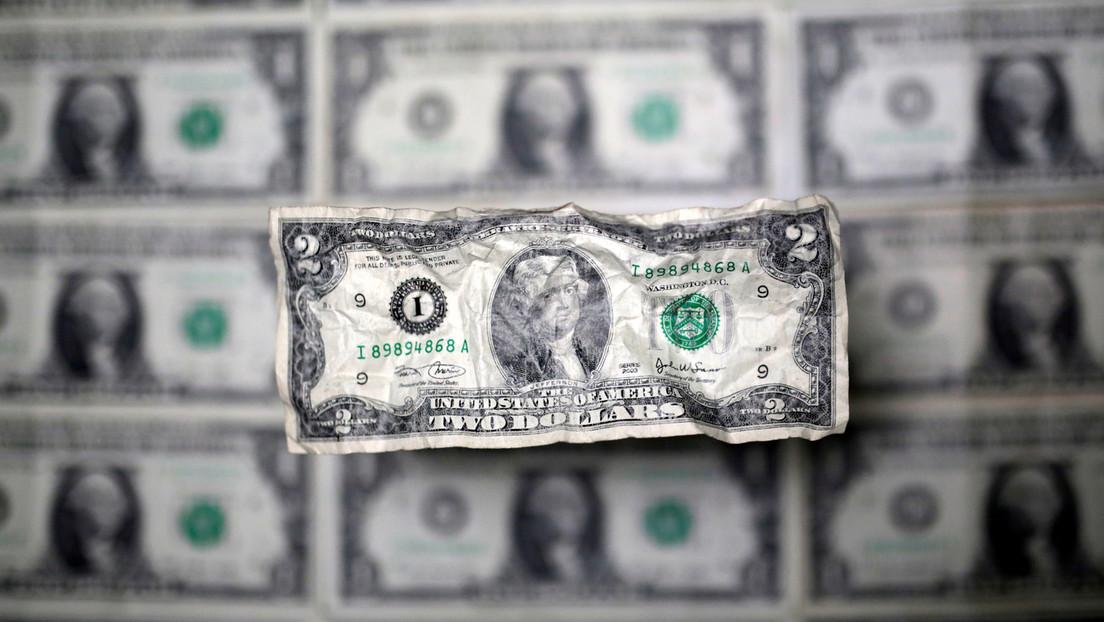 IWF: Anteil des US-Dollar an globalen Reserven sinkt auf niedrigsten Stand seit 1995