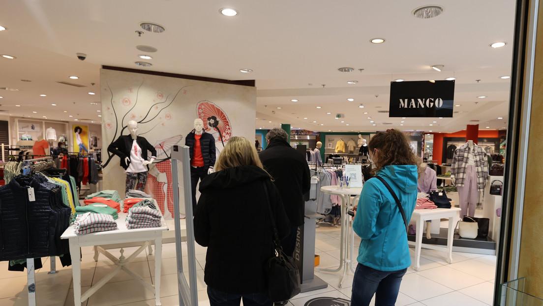 Corona-Testpflicht für Einzelhandel in Brandenburg gekippt