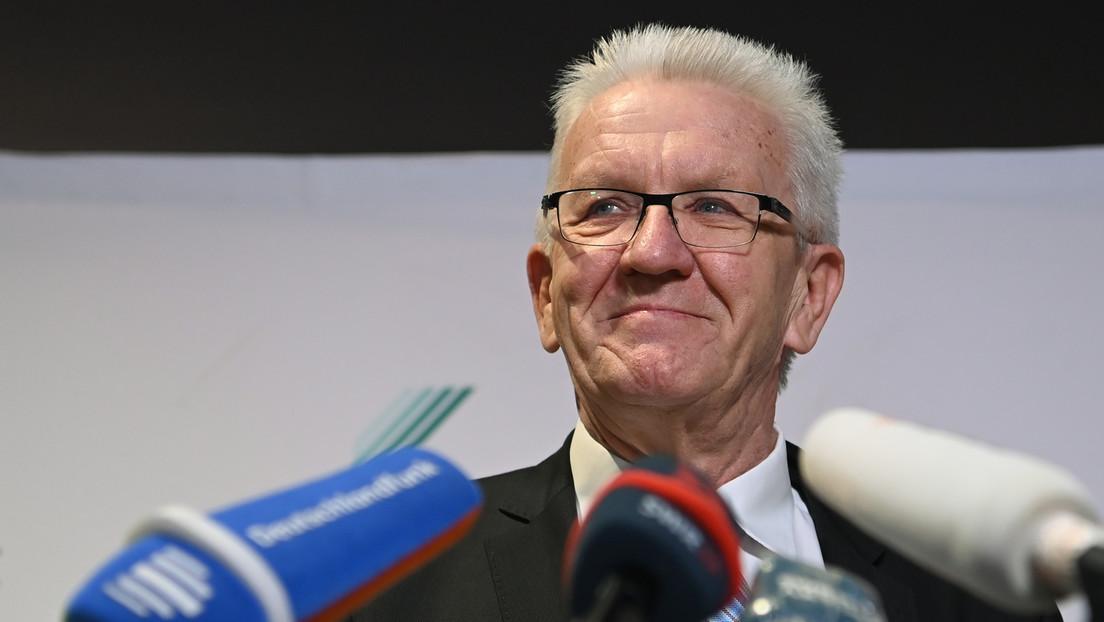 Baden-Württemberg: Grüne wollen Koalition mit CDU fortsetzen