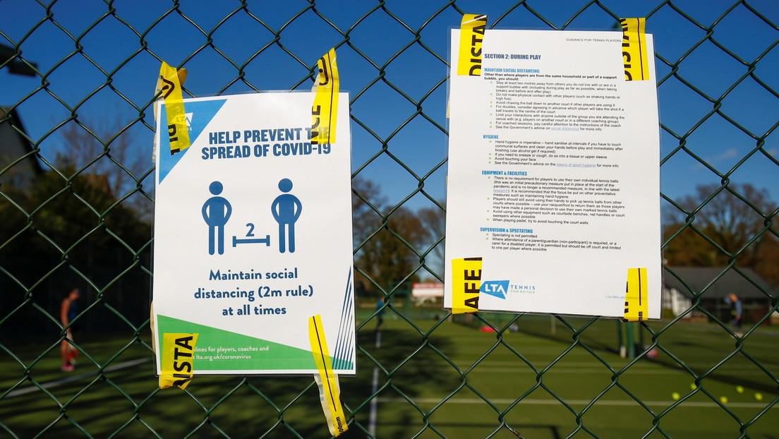 Top-Gesundheitsberater: Großbritannien wird lernen müssen, COVID-19 wie Grippe zu handhaben
