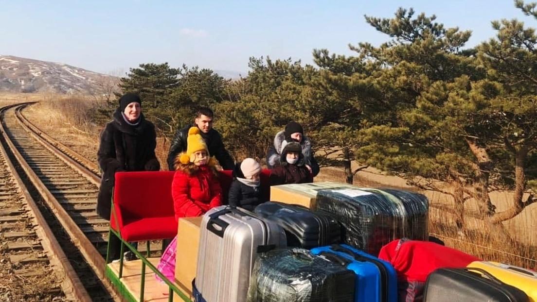 Moskau: Immer mehr Diplomaten reisen wegen Mangelzuständen aus Nordkorea aus