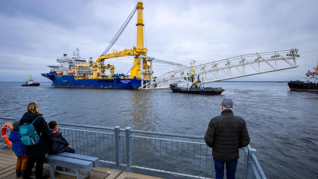 Paris und Berlin wollen Konsens zu Nord Stream 2 finden