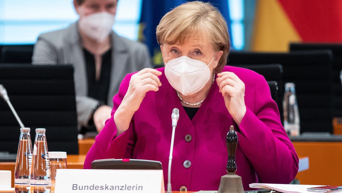 """Medienbericht: Plant Merkel einen bundesweiten """"Mega-Lockdown""""?"""