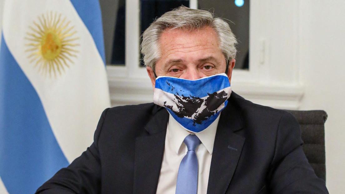 Trotz Impfung mit Sputnik V: Argentiniens Präsident positiv auf Corona getestet