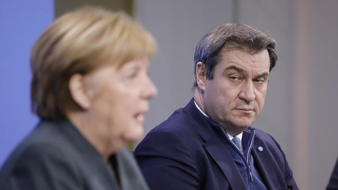 """Söder zur Kanzlerfrage: Ohne Merkel kann ein Unions-Kandidat """"kaum erfolgreich sein"""""""