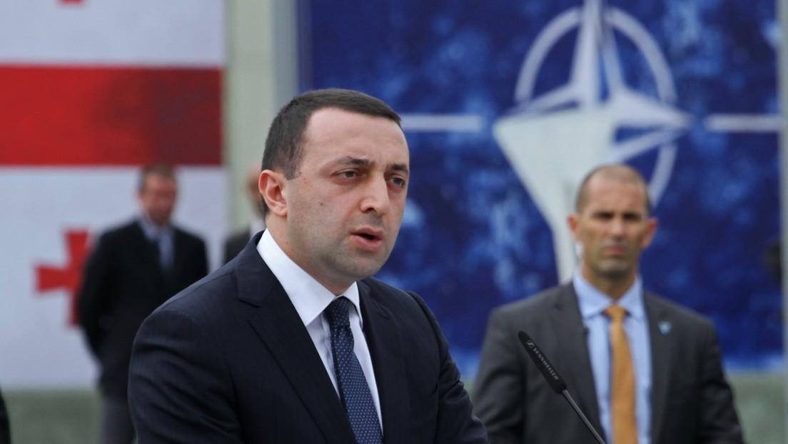 Georgien erklärt sich zu kollektiver Verteidigung mit NATO bereit