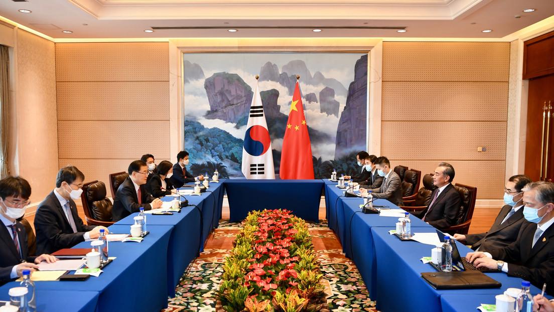Bidens Anti-China-Kampagne zieht nicht: Südkorea und China vereinbaren weitere Kooperation
