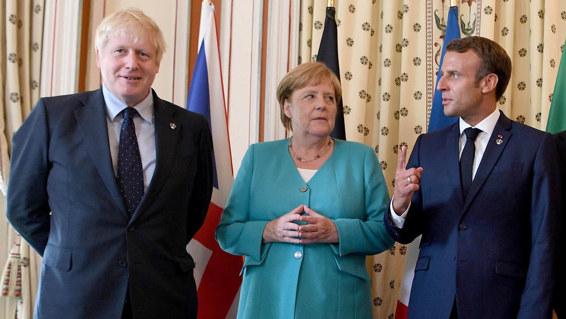 Plädoyer gegen Pandemie-Notstands-Ermächtigungsvertrag nach Machart von Macron, Merkel und Johnson