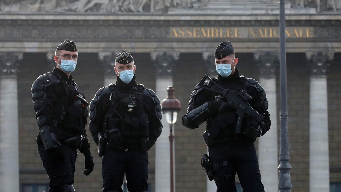 Frankreich: Fünf Frauen wegen mutmaßlicher Planung eines Terroranschlags über Ostern verhaftet
