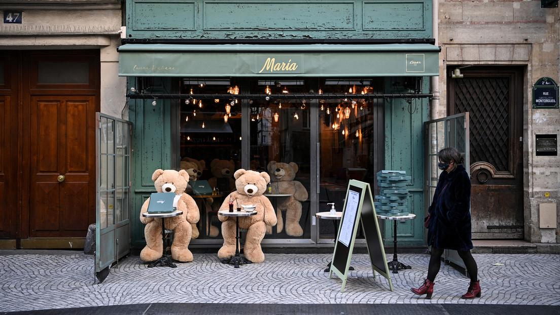Medienbericht: Geheime Luxus-Restaurants in Paris bedienen trotz Lockdown Prominente und Minister