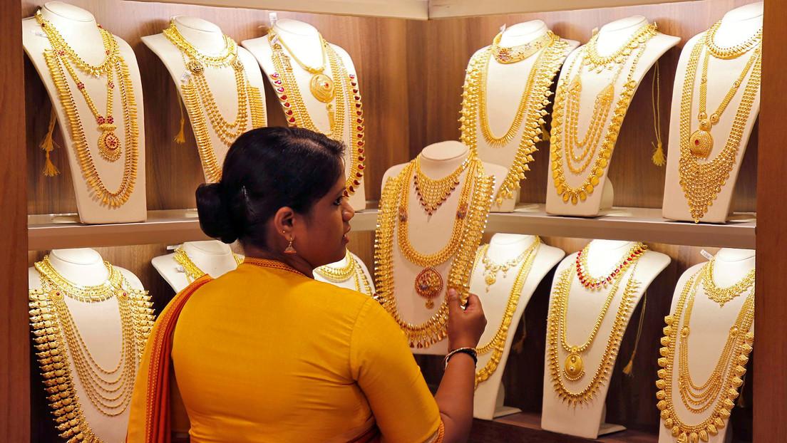 Indiens steigende Goldnachfrage stellt Preisanstieg in Aussicht