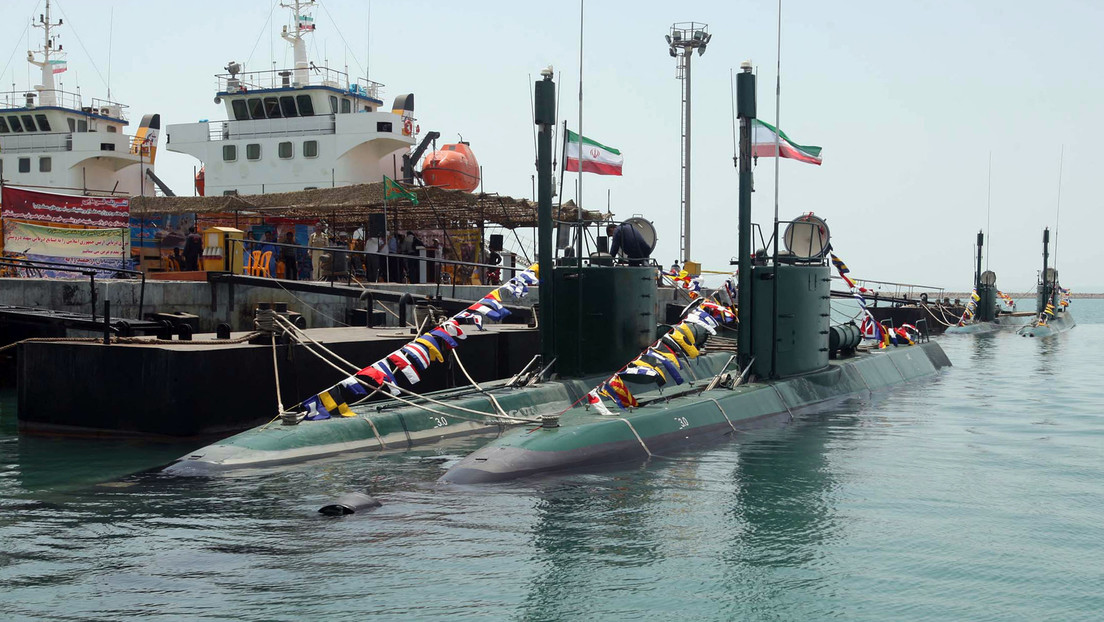 """Pünktlich zu neuen Verhandlungen warnen """"westliche Geheimdienste"""" vor iranischen Atom-U-Booten"""