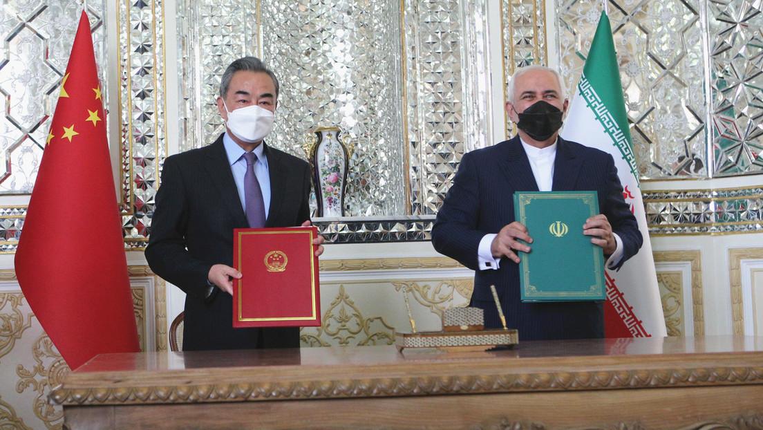 """Iranischer Spitzenpolitiker warnt Washington: """"Nächstes Jahrhundert gehört Asien"""""""