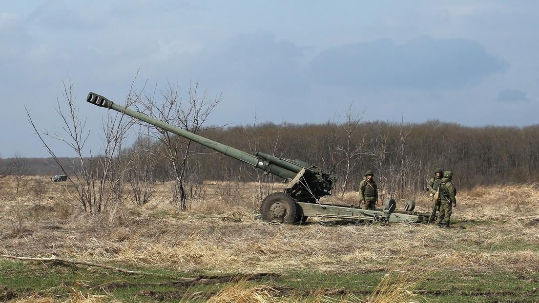 """Kreml kommentiert Truppenverlegung in Südrussland: Russische Armee """"wandert nicht herum"""""""