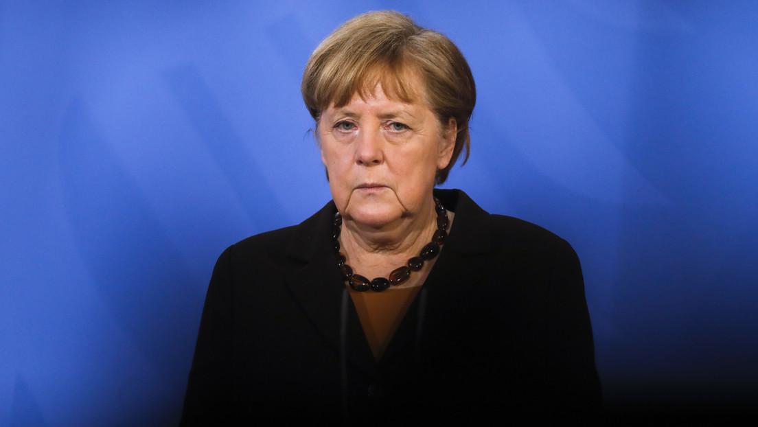 Umfrage: Große Mehrheit der Deutschen zweifelt an Merkels Impfversprechen