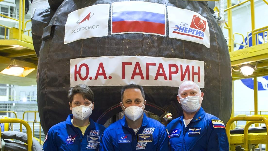 Sanktionen? Nicht im Weltraum: Russland und die USA verlängern Abkommen über Mitfluggelegenheiten