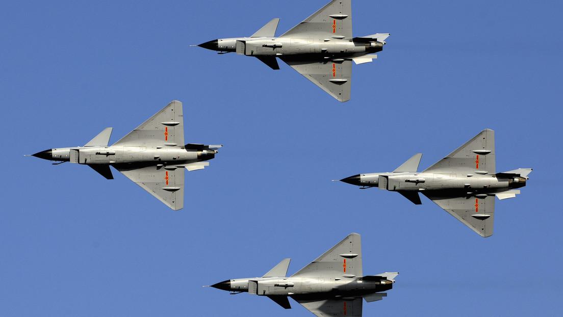 China schickt erneut Kampfflugzeuge in taiwanischen Luftraum