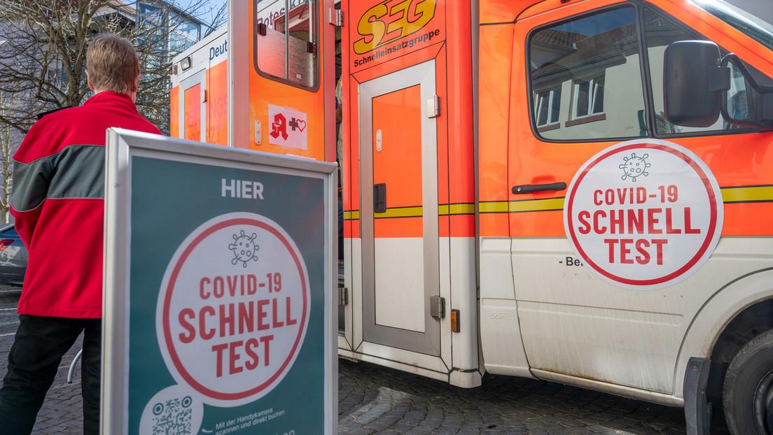 Saarland startet Modellprojekt: Mit negativen Corona-Schnelltests langsam aus dem Lockdown