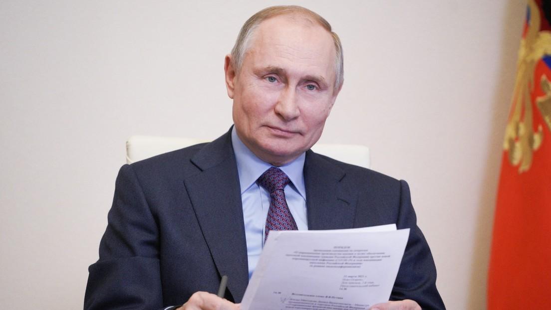 Fünfte Amtszeit für Wladimir Putin?