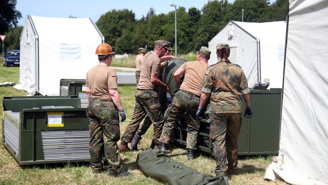 Bundeswehr startet neuen Freiwilligendienst: Erste 325 Rekruten werden im Heimatschutz ausgebildet