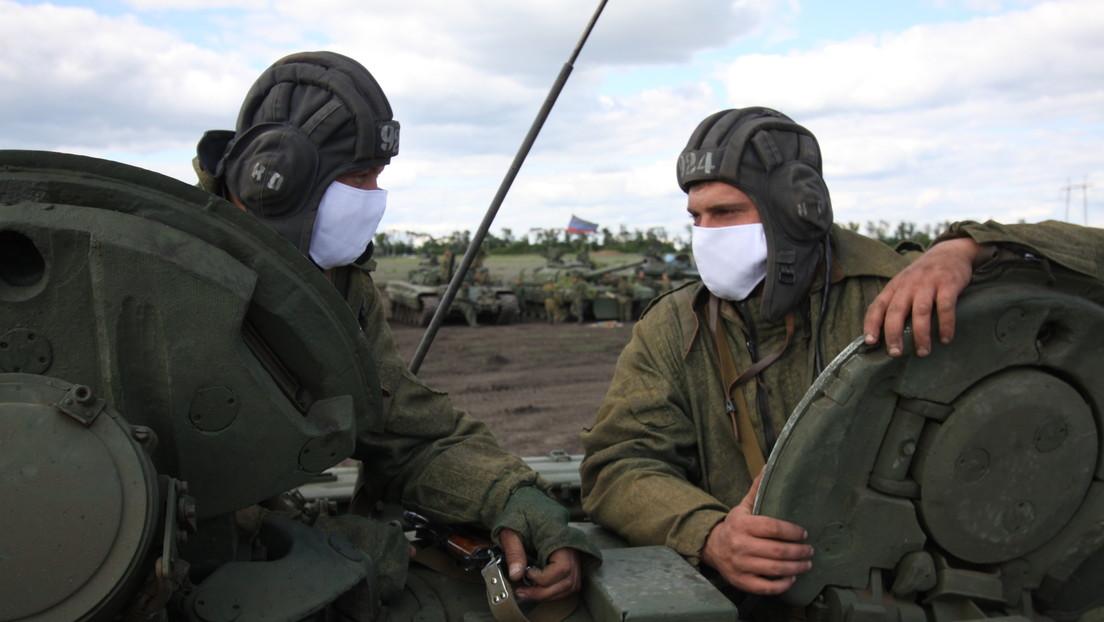 """Kreml über Auseinandersetzungen in der Ostukraine: """"Sicherheit der russischen Bürger hat Priorität"""""""