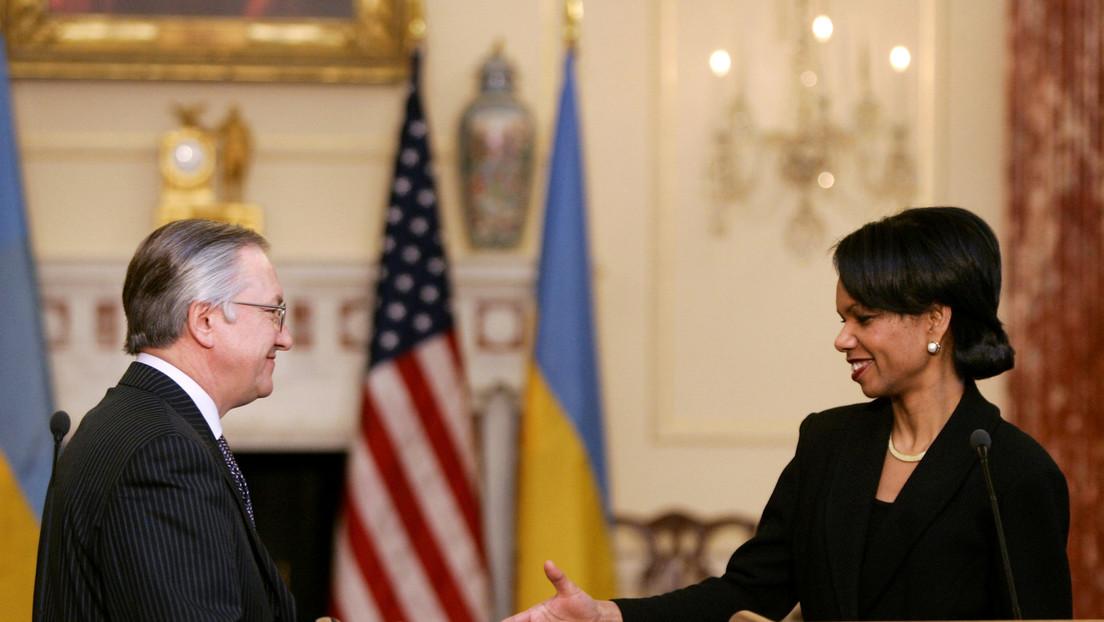 """Russland lacht über """"neue Satellitenfoto-Beweise"""" des US-Botschafters in der Ukraine"""