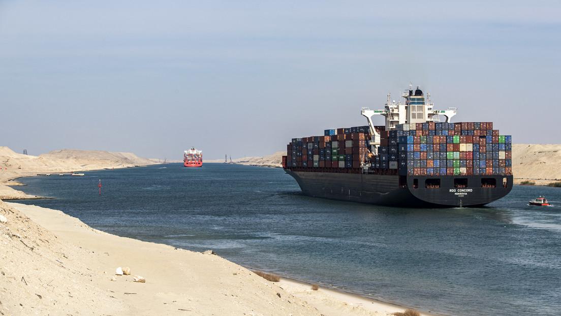 Erneute Schiffspanne im Suezkanal: Öltanker behindert Schiffsverkehr wegen Motorausfalls