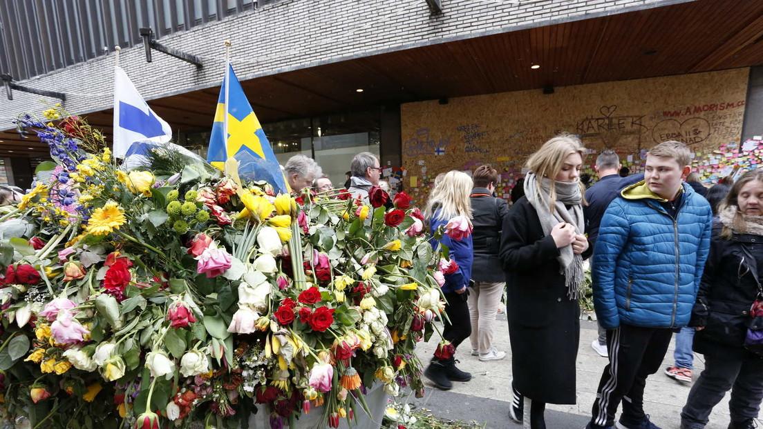 Vier Jahre nach Terroranschlag in Stockholm: Ungelöste interne Bedrohung