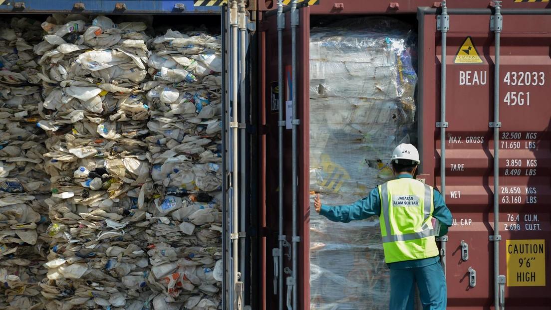 Return to sender – Malaysia schickt mehr als 300 Container Müll an Industriestaaten zurück