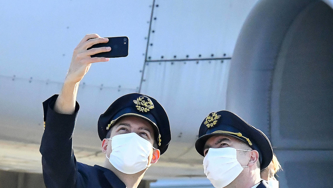 Wenn Flieger nicht mehr fliegen: Corona-Krise macht den Traumjob Pilot zum Albtraum