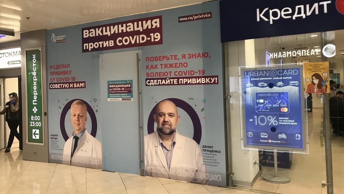 Nach Dubai oder Moskau zum Impfen