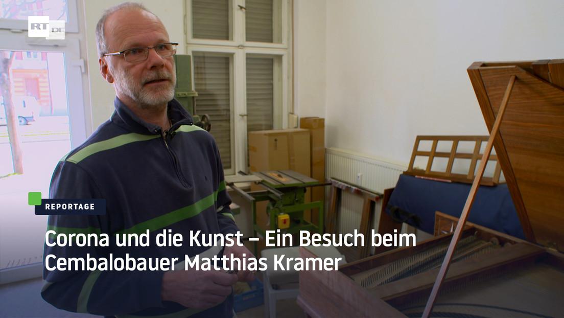 Corona und die Kunst – Ein Besuch beim Cembalobauer Matthias Kramer