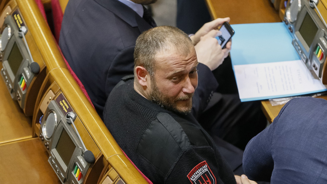 Führer des Rechten Sektors soll Berater des ukrainischen Generalstabs werden
