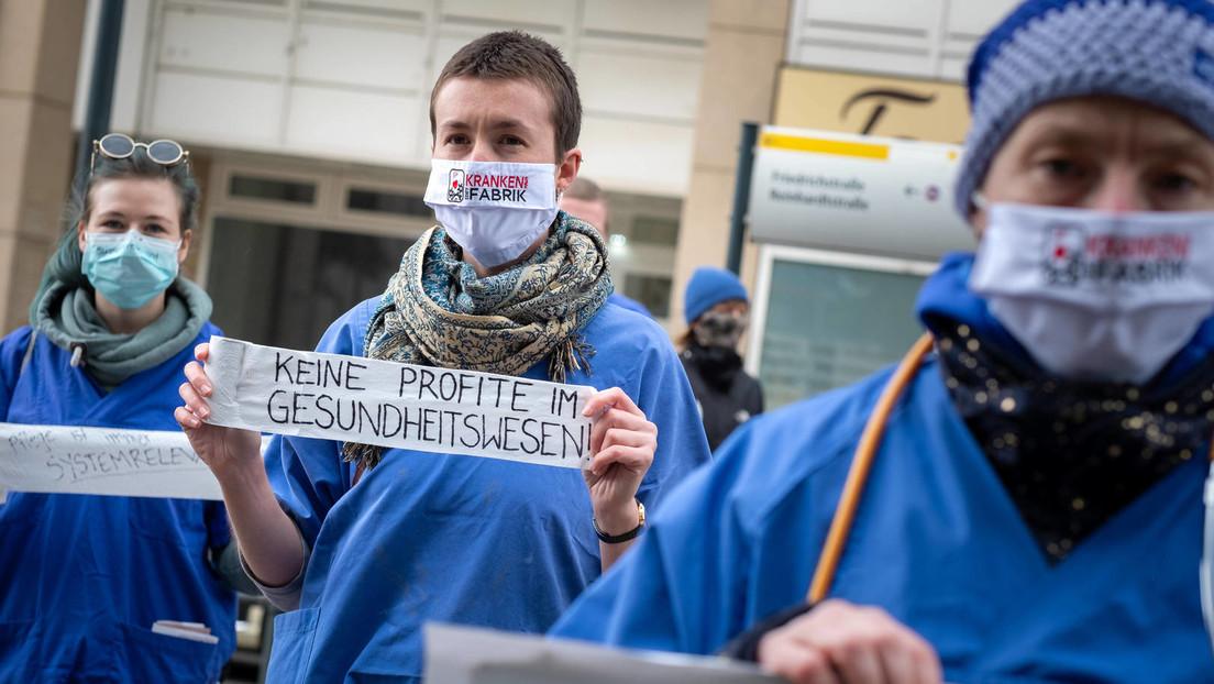 Gesundheit statt Profite – Demonstrationen für gemeinwohlorientiertes Gesundheitssystem