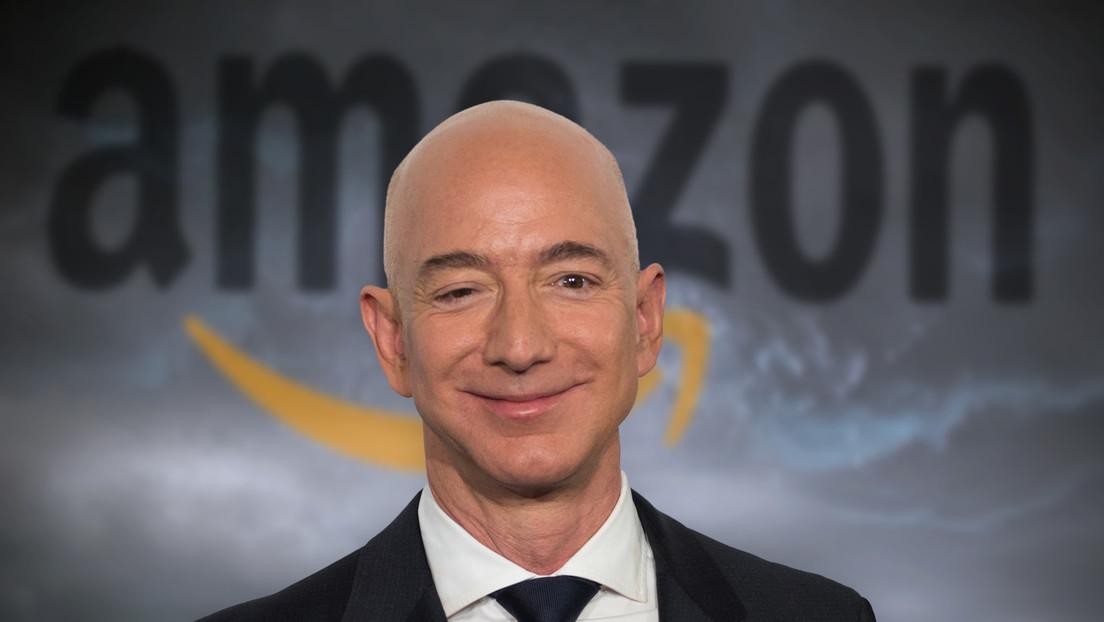 Nach dem großen Reibach: Bezos für höhere Unternehmenssteuern