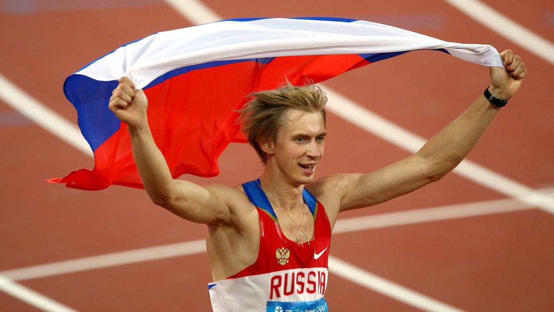 Wegen Dopings: Russische Leichtathletik-Olympiasieger für vier Jahre gesperrt