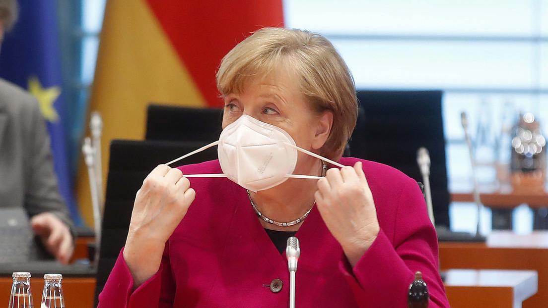 Verschärfte Ausgangssperren: Merkel verlangt Gleichschaltung der Länder