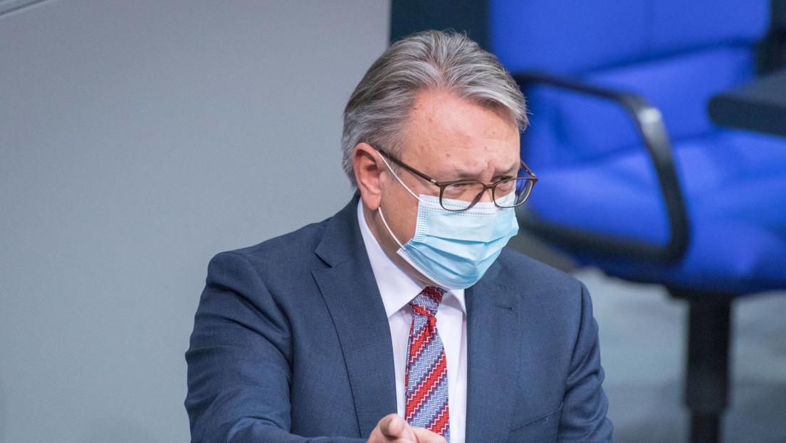 Masken-Affäre: Hessischer Unternehmer kommt aus Untersuchungshaft frei