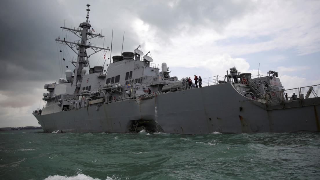 """China kritisiert USA für Spannungen: """"Fahren unsere Kriegsschiffe in den Golf von Mexiko?"""""""