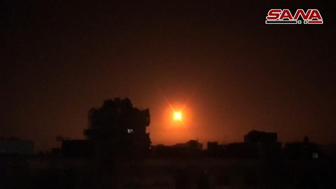Israel greift Umgebung von Damaskus an – Syrische Luftverteidigung jagt israelischem Kampfjet nach