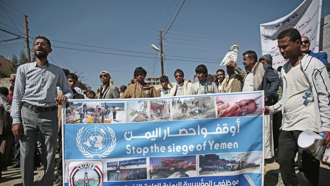 Jemen: Über 70 US-Organisationen und Prominente appellieren an Biden, Worten Taten folgen zu lassen