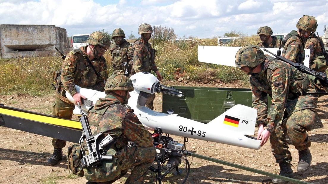 Bundeswehr ist offenbar wehrlos gegen Drohnenangriffe