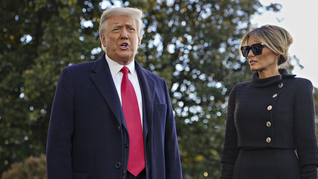 Donald Trump verlor während Präsidentschaft rund 1,6 Milliarden Dollar